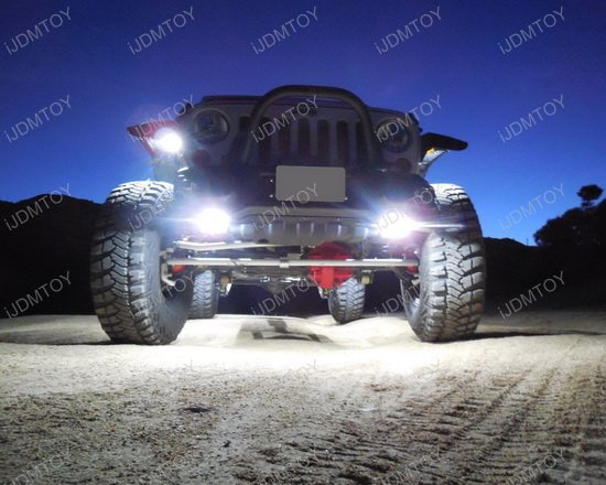 Off-Road Rigid LED Rock Light Kit