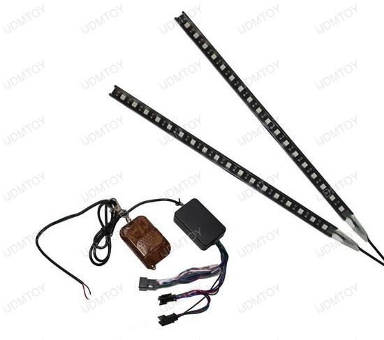 4 pieces LED Scanner Lights