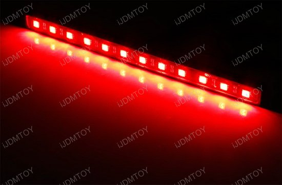 Led Bar For Brake Tail Light And Left Or Right Turn Signal