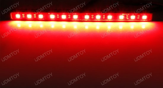 Led bar for brake tail light and left or right turn signal lamp universal led lighting bar for braketail lights turn signal lights aloadofball Image collections