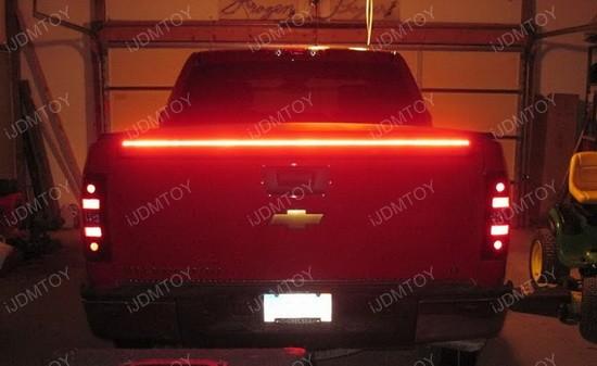60 Quot Trunk Tailgate Red White Led Light Bar For Reverse