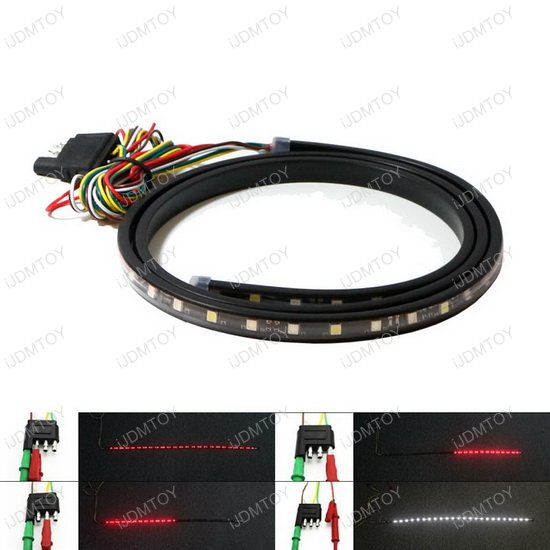 Universal Truck LED Tailgate Lighting Bar 28 60\