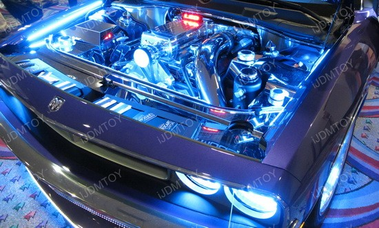 LED Engine Bay Lighting Kit