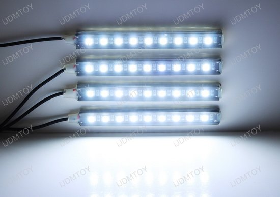 USB Powered LED Interior Lighting Kit