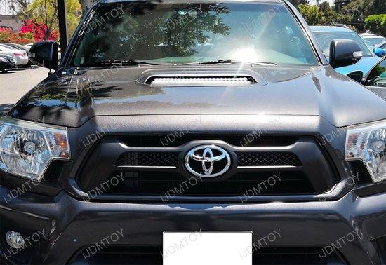 Toyota Tacoma Hood Scoop LED Strip