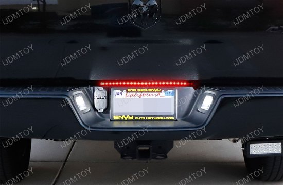 Flexible Truck LED Tailgate Brake Tail Light