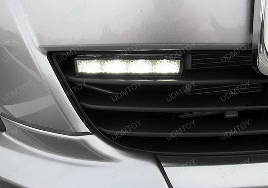 Philips Daylight 4 Style LED Daytime Running Lights