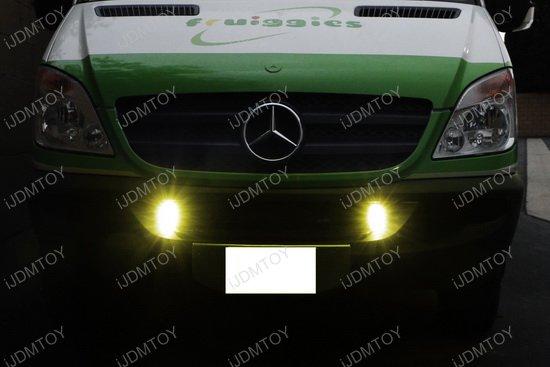 3 LED High Power Daytime Running Lights