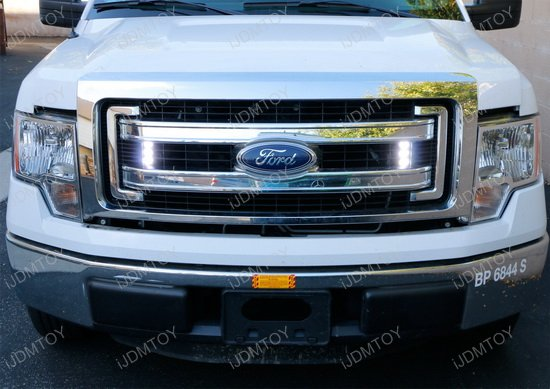 3 LED High Power Daytime Running Lights
