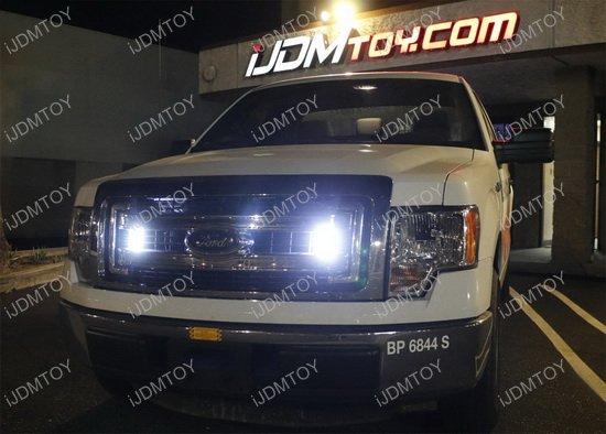 3 LED Daytime Running Lights