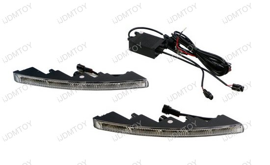 5 CREE LED Daytime Running Lights