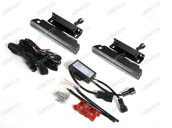 Daylight Guide Style LED Daytime Running Lamps