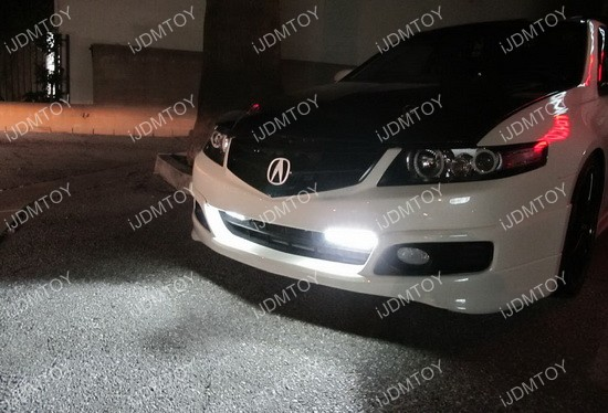 Ultra Slim LED Daytime Running Lamps