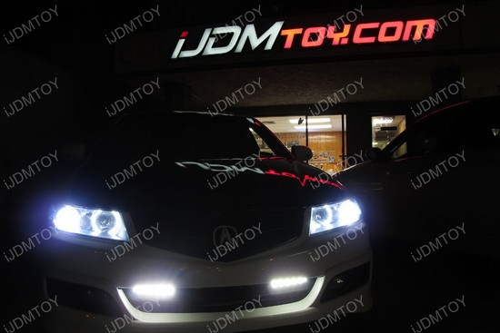 Universal Fit LED Daytime Running Lights