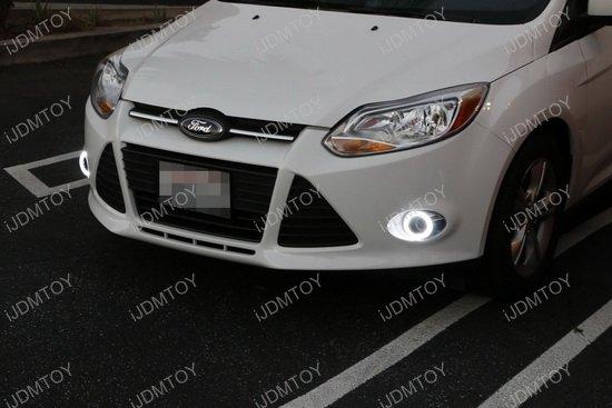 COB LED Halo Projector Fog Lights