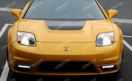 6-LED Daytime Running Lights