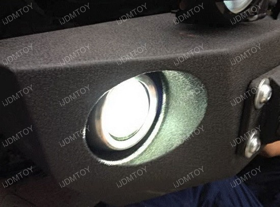 Direct OEM Replacement Projector Fog Lamps