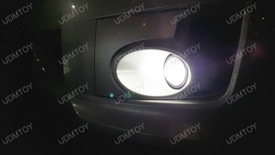 Subaru HID Projector Fog Light