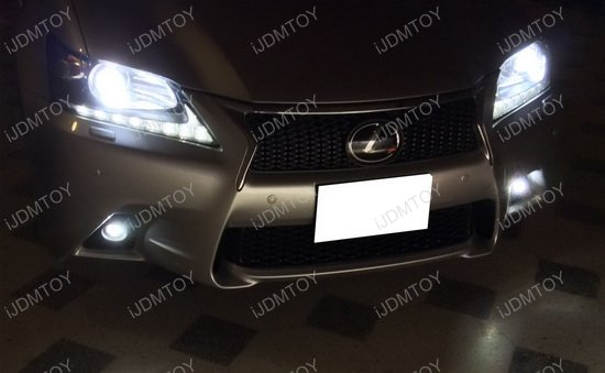 Bi-Xenon Projector Fog Light