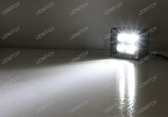 Ford Raptor 4-LED High Power LED Work Light Kit