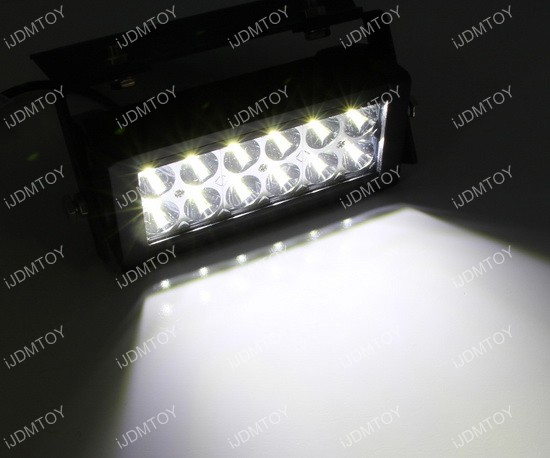 Ford Raptor LED Fog Light Bar