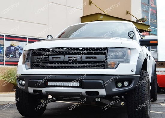 Ford Raptor LED Vision Work Lights