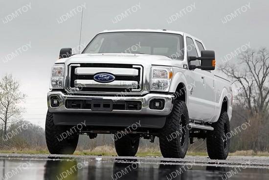 Ford F-Series LED Fog Lights