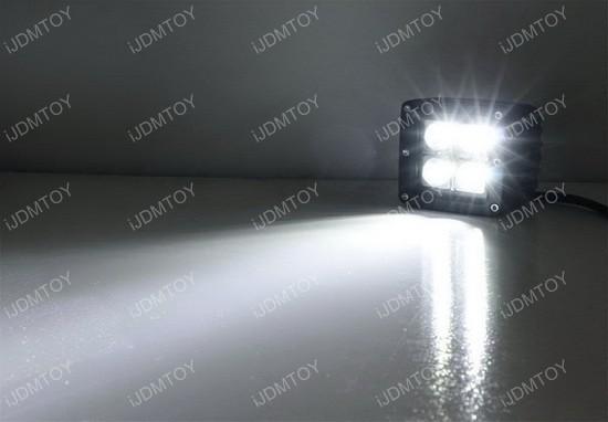 FJ Cruiser Cowl Light Bracket Kit