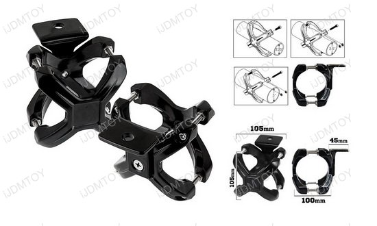 X-Clamp Mounting Brackets