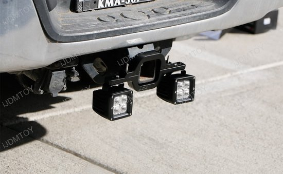 Tow Hitch Mount LED Pod Light