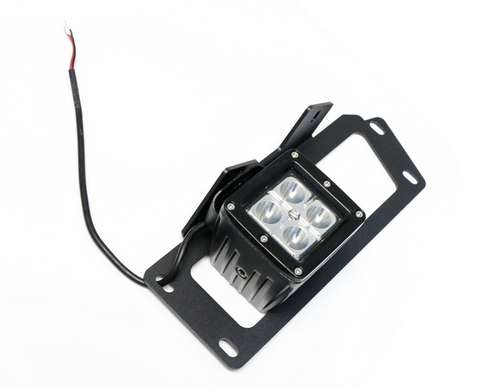 Dodge RAM Dual CREE LED Fog Pod Light Lamp