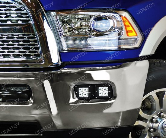 Dodge RAM Dual LED Fog Light