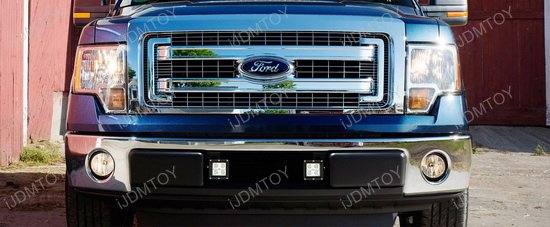 Ford F150 LED Pod Fog Light