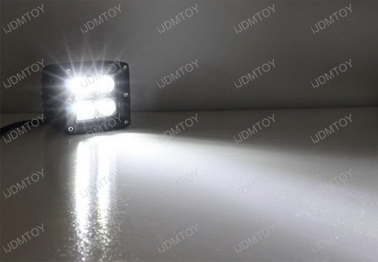 Ford F150 LED Fog Driving Light