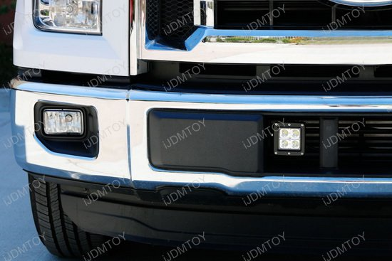 2015 Up Ford F 150 Cree High Power Led Fog Light Kit
