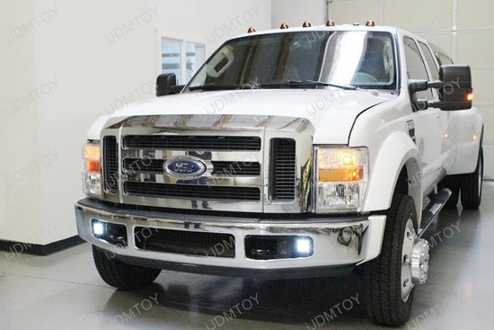 Ford F250 Dually 4D LED Light