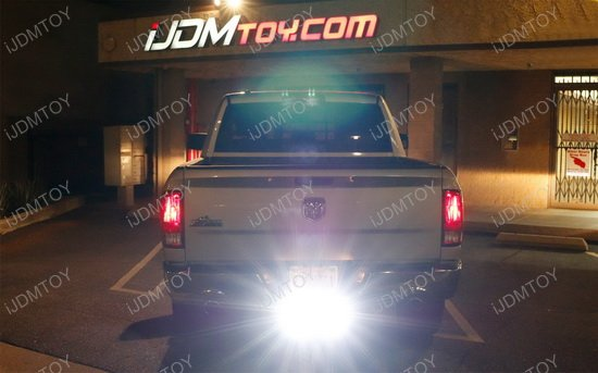 Dodge Ram Led Pod Reverse Light on Dodge Ram Fog Light Kit