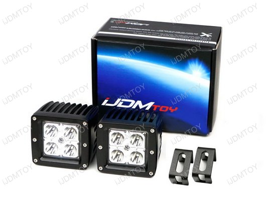 LED Pod Light A-Pillar Mount