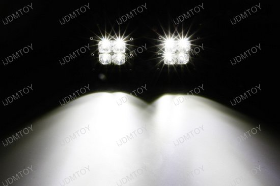 ATV HandleBar LED Pod Light