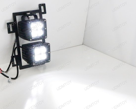 Dodge RAM Vertical LED Fog Light