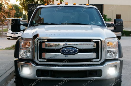 Ford F250 F350 Q Series LED Fog Light