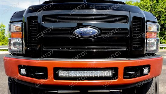 Ford F250 LED Pod Fog Light