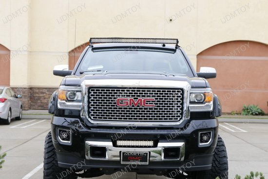 Chevy GMC LED Fog Pod Light