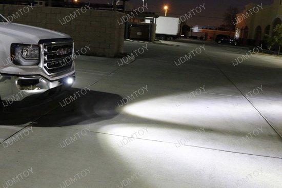License Plate Mount LED Pod Light