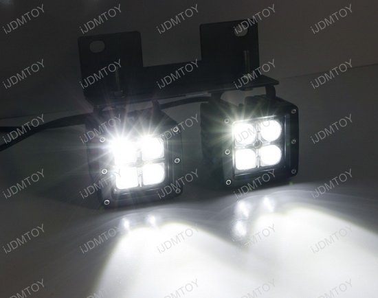 Ford F150 Raptor Style LED Lights