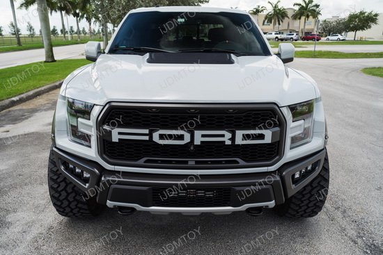 Ford Raptor LED Fog Light Kit