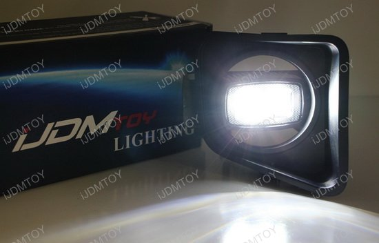 Toyota Tundra 10W LED Pod Lights