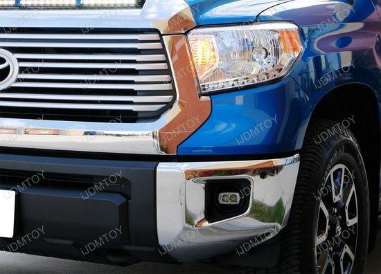 Toyota Tundra 10W LED Pod Lights