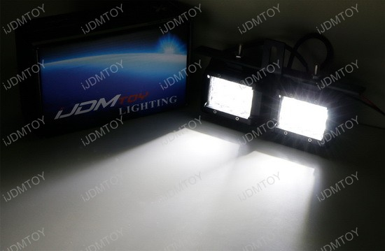 Ford Raptor Dual LED Pod Light