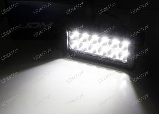 17-up Ford F-250 Rear Bumper LED Light Bars